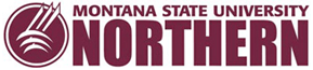 Montana State University Northern logo
