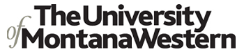 The University of Montana Western logo